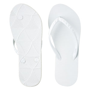 Women's Studded Slippers (Haupia) White