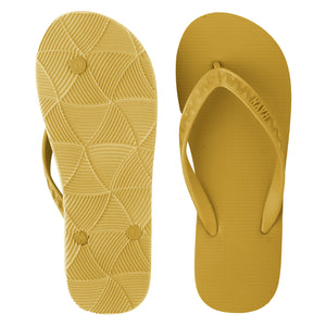 Men's Tonal Slippers (Kualoa) Dark Mustard