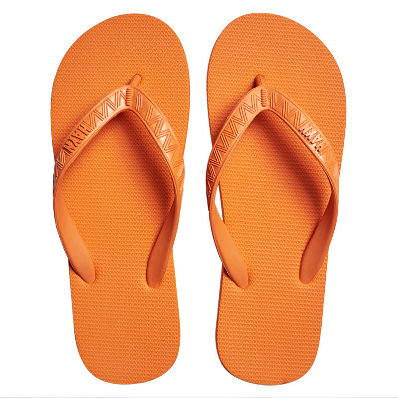 ef428bfbab32 Men s Core Collection Slippers (Passion Orange) Orange - HAYN
