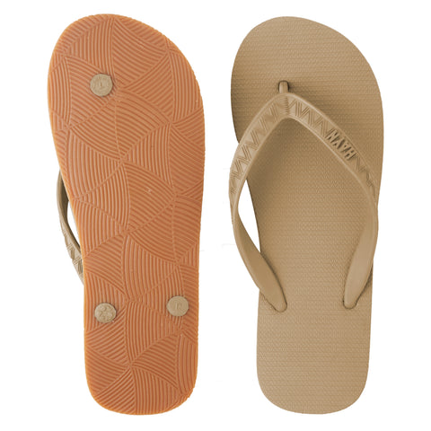 Men's Gumsole Slippers (Tan) Tan
