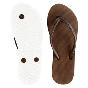 Women's Core Collection Slippers (Kona Coffee) Brown