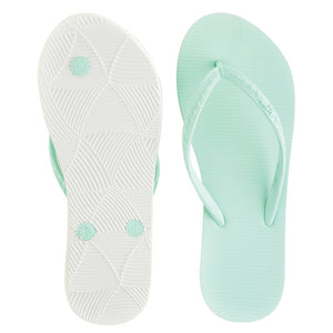Women's Core Collection Slippers (Lanikai) Seafoam Green