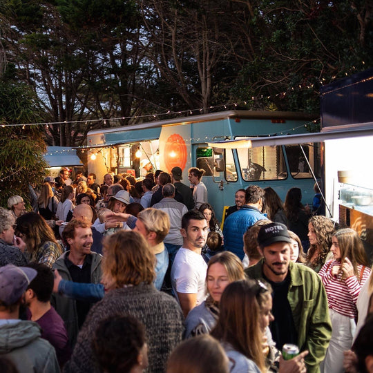 the louvine streetfood festival