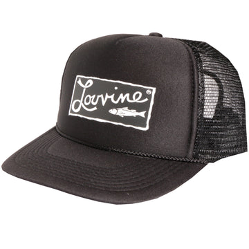 Louvine 'OG' Trucker Black