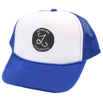 HOOKS TRUCKER SKY BLUE/WHITE