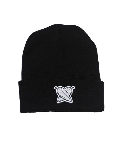 YUH Embroidered Beanie
