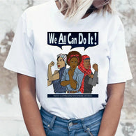 We can all do it t-shirt - medium
