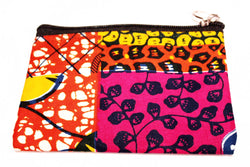 Cotton purse - Handmade african print