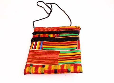Small travel bag - kente