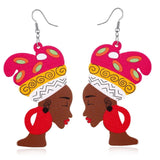 Turban Wrap Earrings