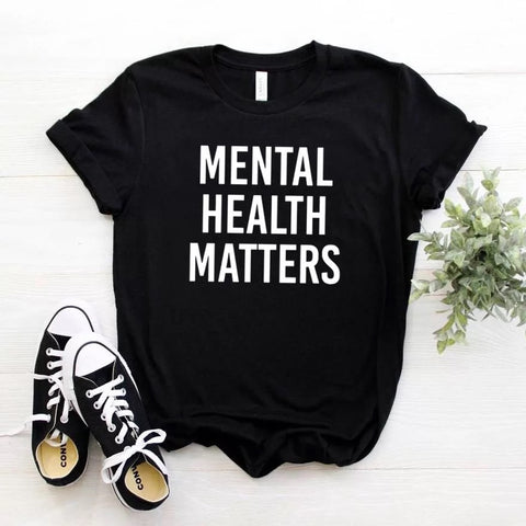 Mental Health Matters - T-shirt