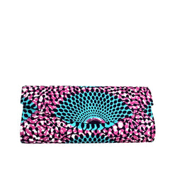 Small clutch bag - African print