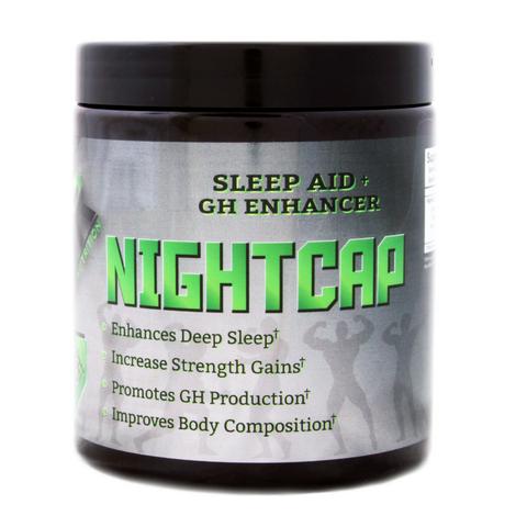 Vigor Nutrition Nightcap Tropical Punch