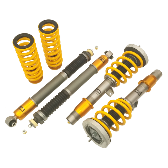 BMW E82 1M Ohlins Road and Track Suspension Kit Assembled