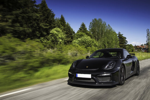 Porsche Cayman GT4 CS (981) TTX Motorsport (POU MR11)