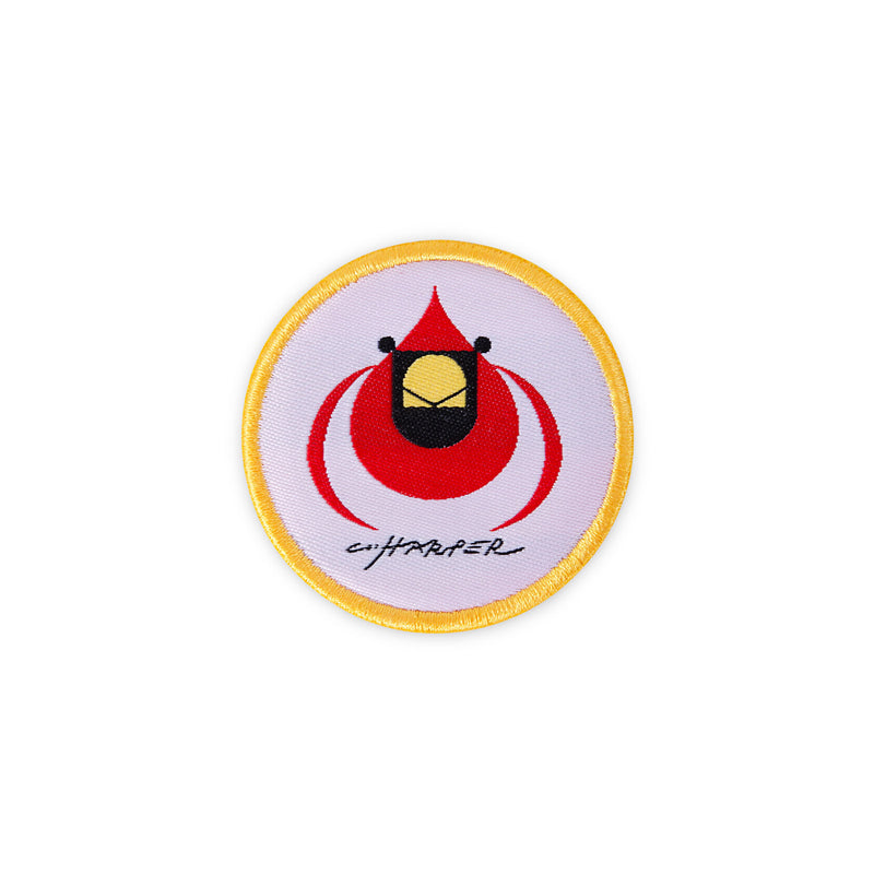 HARPER CARDINAL PATCH