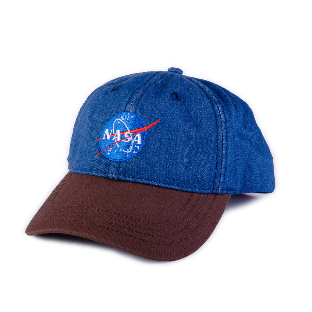 NASA MEATBALL LOGO CAP