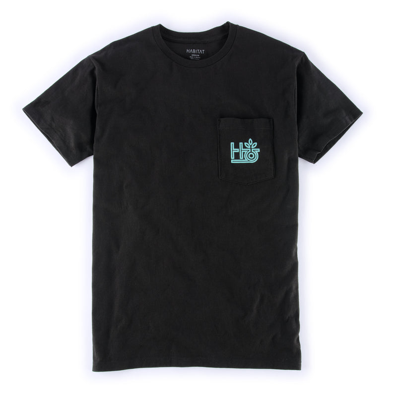 Pod Stacked Pocket T-Shirt