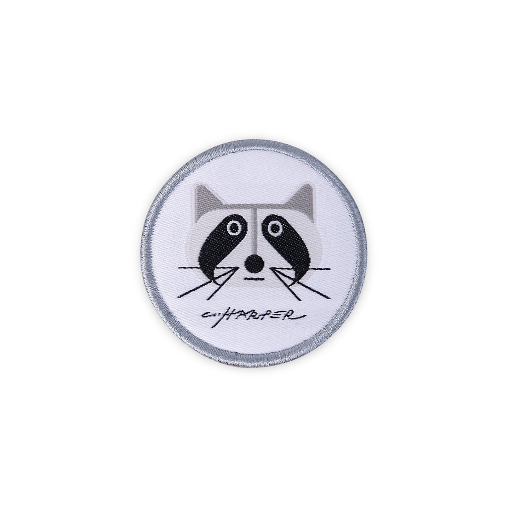 HARPER RACCOON PATCH
