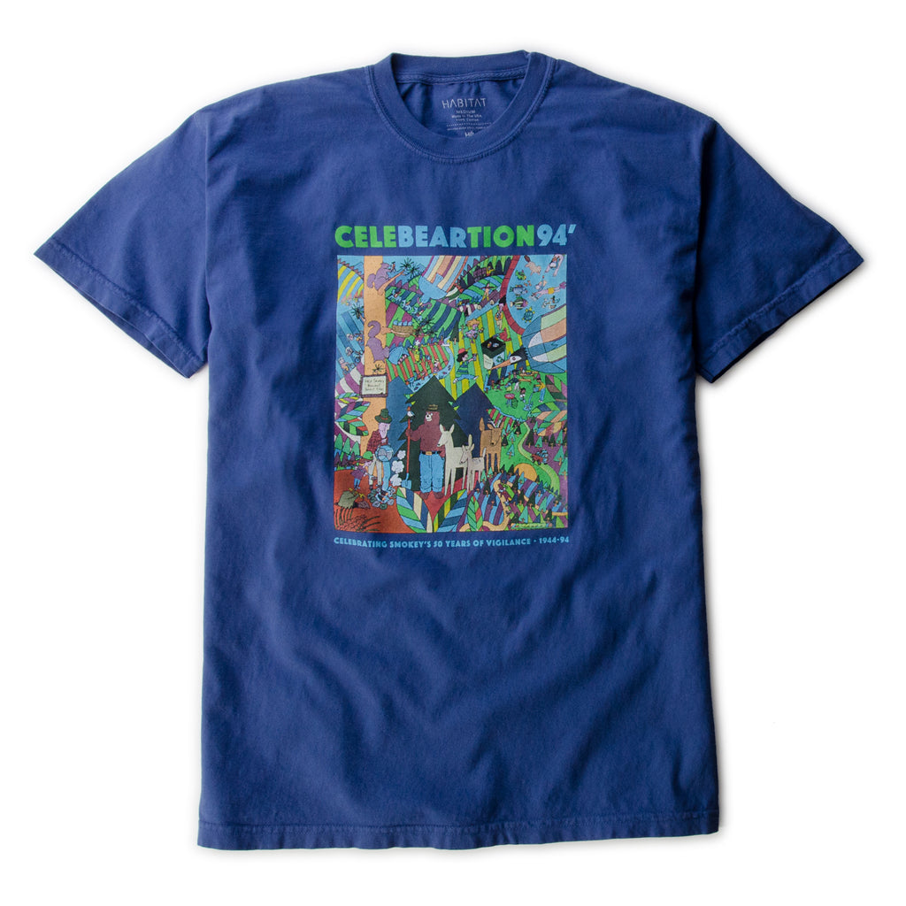 SMOKEY CELEBEARTION 94' TEE
