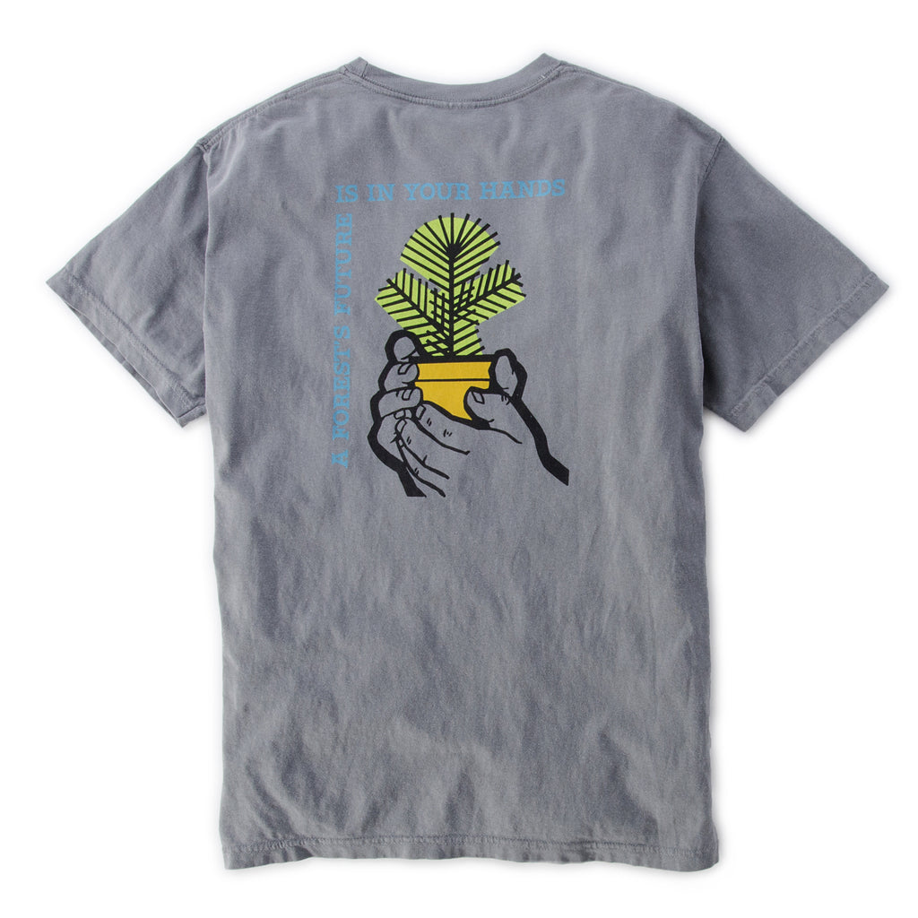 Smokey Forest Future T-Shirt