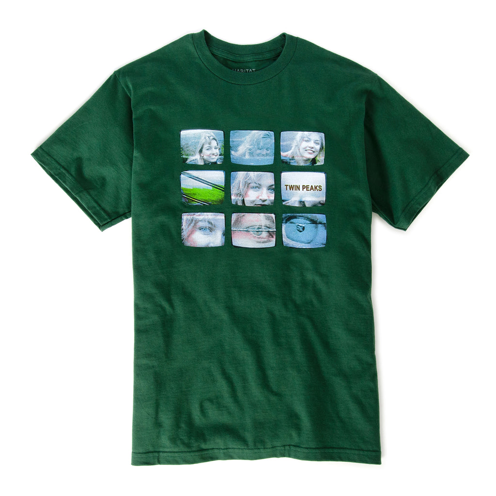 Twin Peaks Laura VHS T-Shirt