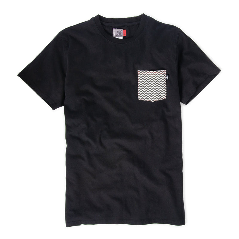 Twin Peaks Lodge Pocket T-Shirt