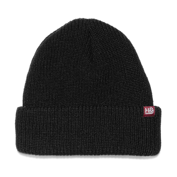 Field Essentials Beanie Black
