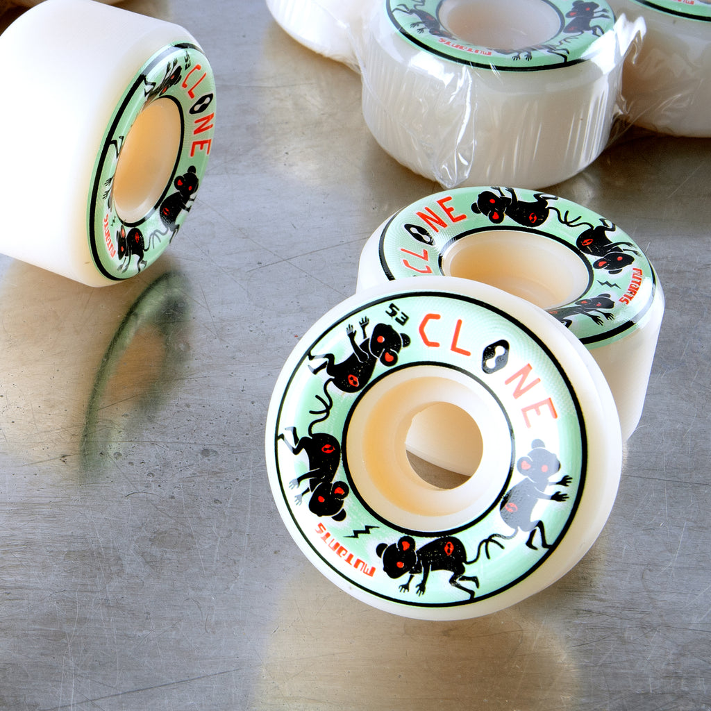 Clone Mutants Wheels 53mm
