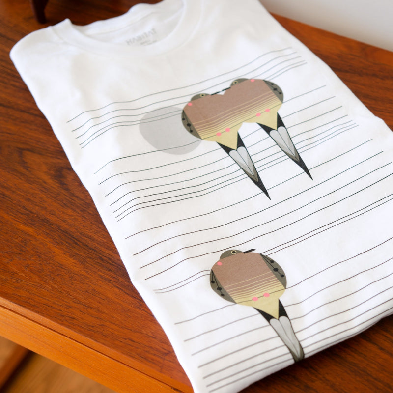 Harper Bird On A Wire T-Shirt