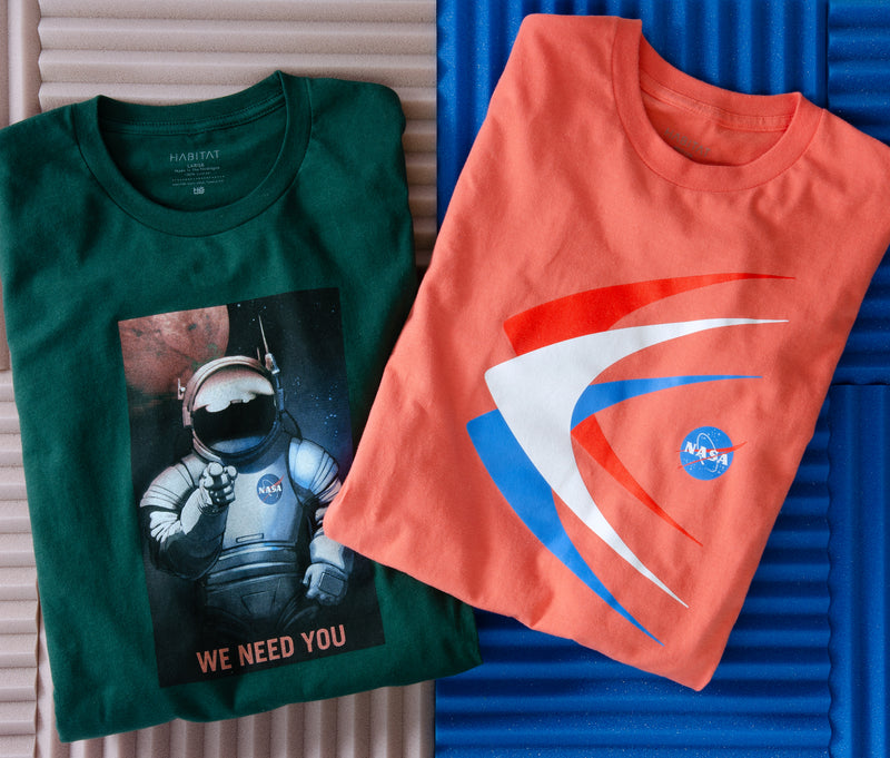 NASA WE NEED YOU TEE