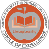 American Society for Dermatologic Surgery - Circle of Excellence