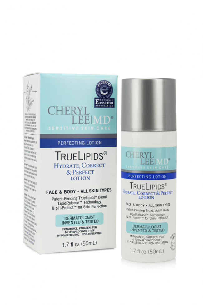 TrueLipids Hydrate, Correct & Perfect Lotion
