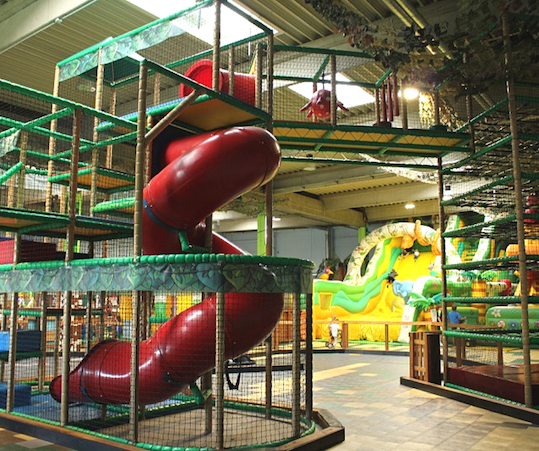 Indoorspielplatz Jungle Indoor Playland
