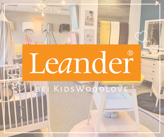 Leander Showroom im KidsWoodLove Laden