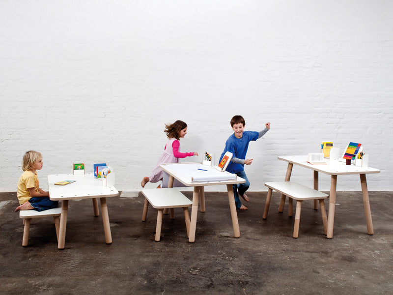 Pure Position growing Table Kindertische