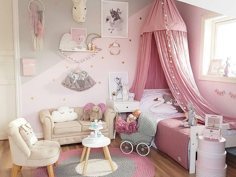 Top 20 sch nste kinderzimmer bei instagram kidswoodlove for Kinderzimmer 7 5 m2