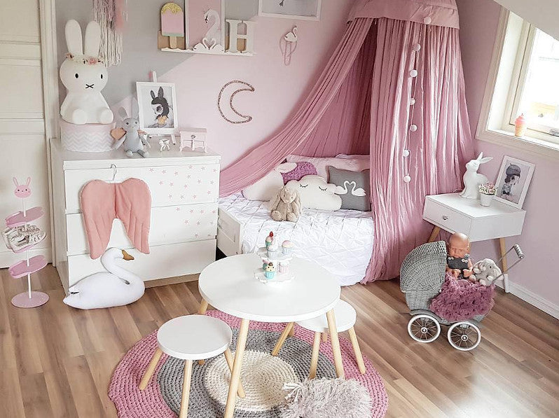 kinderzimmer dekoration traumhafte kinderzimmer dekoration f r m dchen und jungen ikea. Black Bedroom Furniture Sets. Home Design Ideas