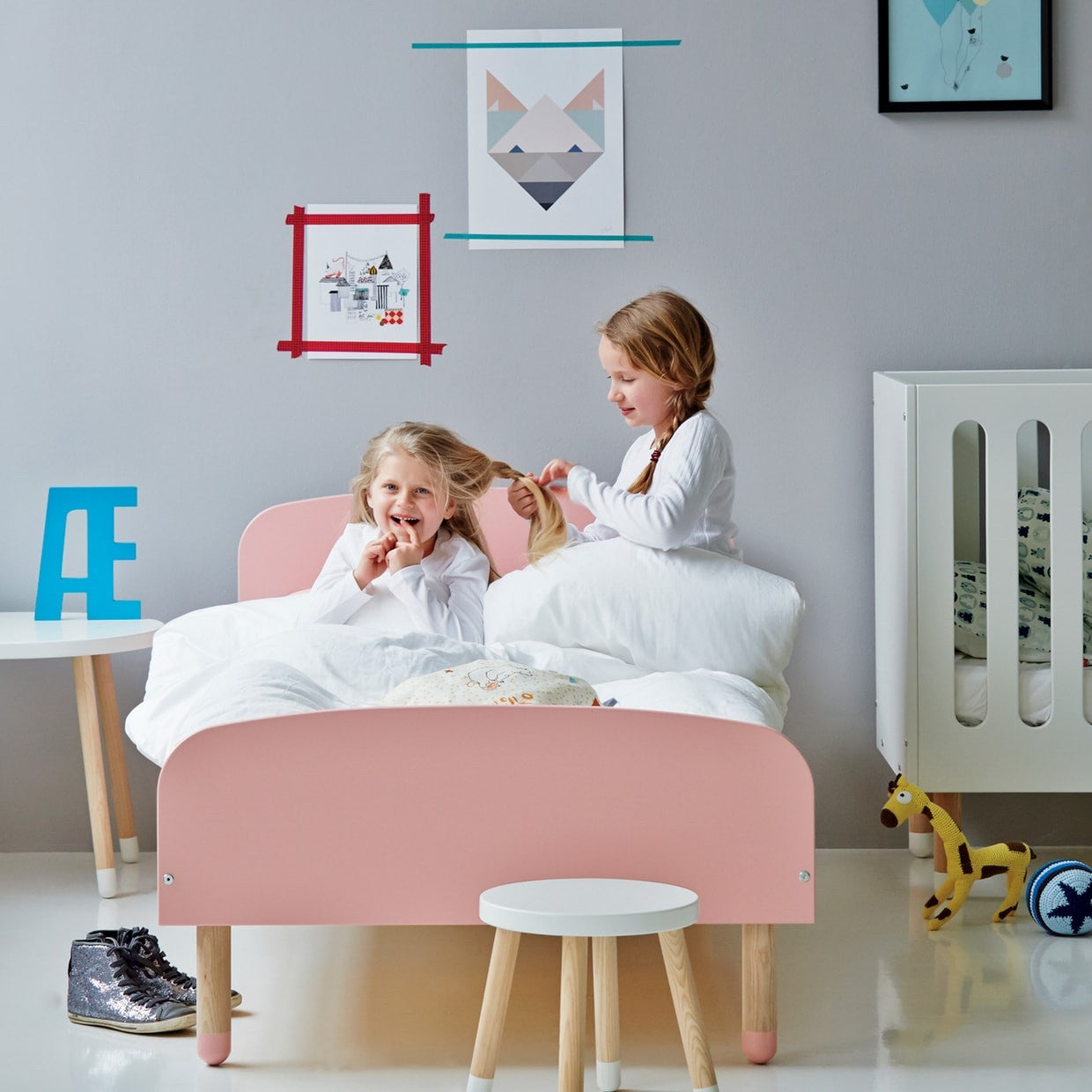 rabatt kinderbett. Black Bedroom Furniture Sets. Home Design Ideas