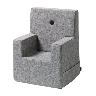"byKlipKlap Kindersessel ""KK Kids Chair XL"" (2-6 Jahre) - Multi grey / grey"