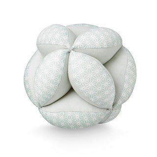CamCam Baby Ball mit Rassel in mint