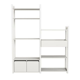 "Flexa Shelfie Regal ""Combi 4"" in weiß"