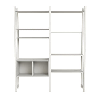 "Flexa Shelfie Regal ""Combi 6"" in weiß"