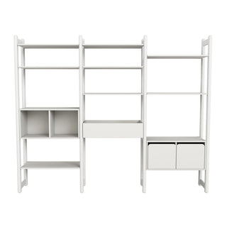 "Flexa Shelfie Regal ""Combi 7"" in weiß"