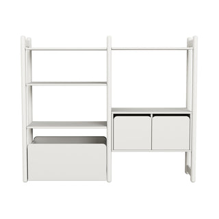 "Flexa Shelfie Regal ""Combi 3"" in weiß"
