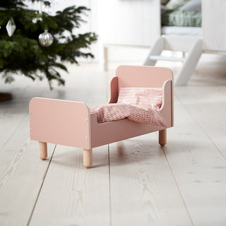 "Flexa ""Toys"" Puppenbett ""Light Rose"" aus Holz"