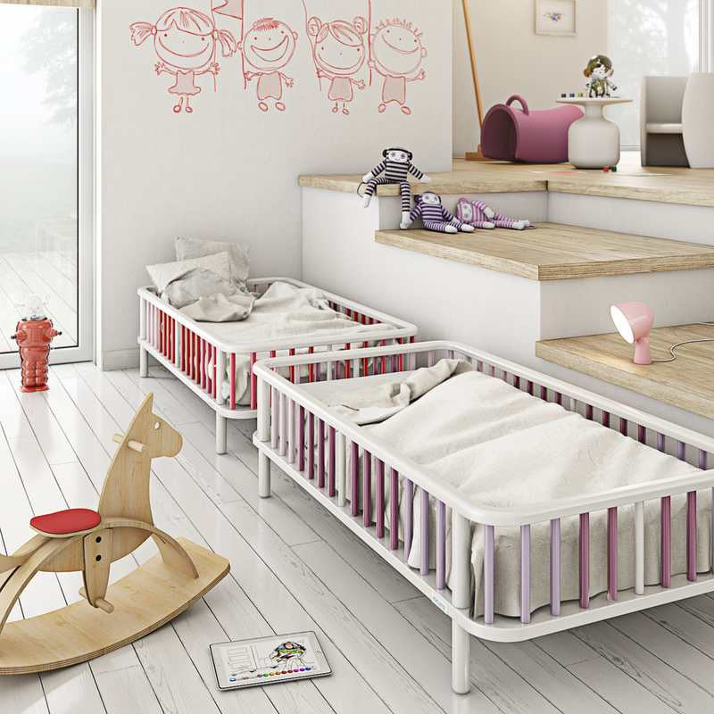 micuna life kinderbett online kaufen. Black Bedroom Furniture Sets. Home Design Ideas