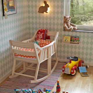 Babywiege Rocking Duo von Plus Function - KidsWoodLove  - 1
