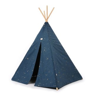Nobodinoz Tipi Stella Gold Night Blue