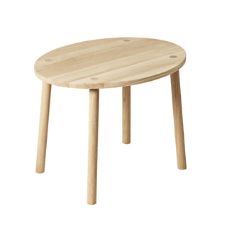 "Nofred Kindertisch ""Mouse Table"" aus Eichenholz (60x46x43,5 cm) in natur"